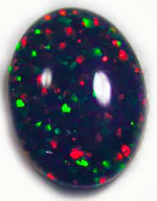 Opal Triplet 14x10mm oval AA Grade Lot:T109